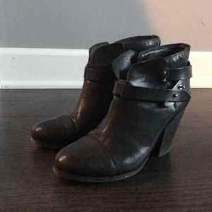 Rag and Bone Harrow Booties - size 10 / 41